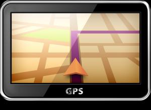 Image montrant un GPS